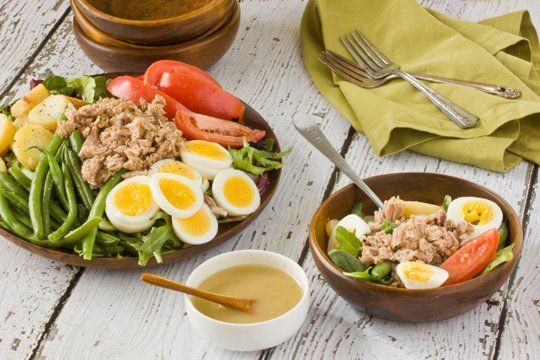 classic' salad nicoise recipe
