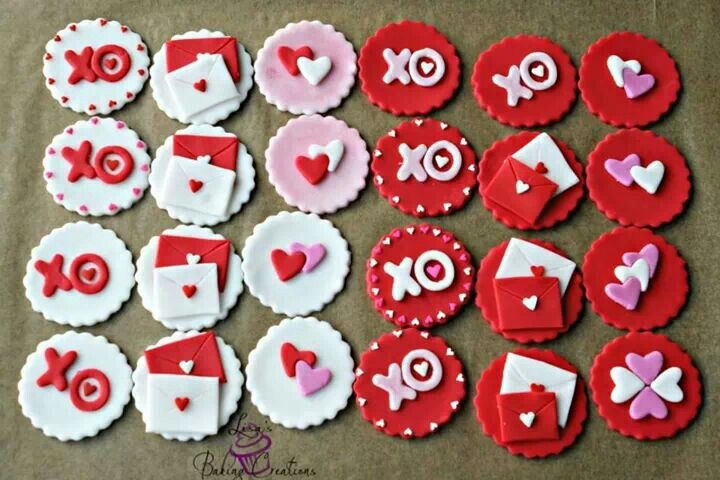 cupcakes valentines day recipes