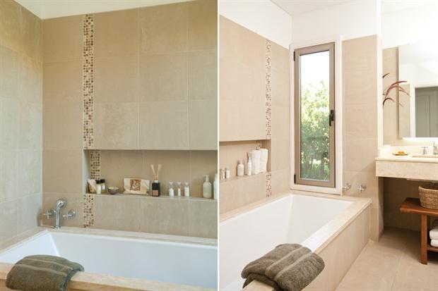 Pisos Para Baño Modernos:Neutros