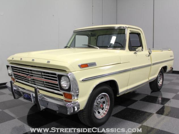 1972 Ford F100 Specifications Ehow | Caroldoey
