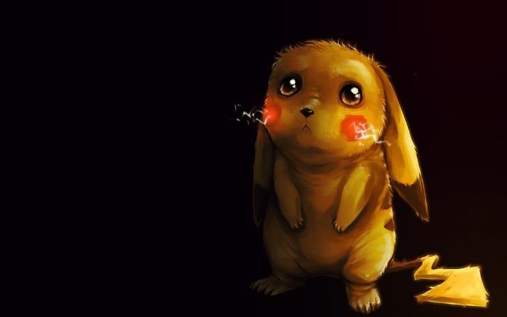 Pikachu 025 Realistic Pokemon Pinterest
