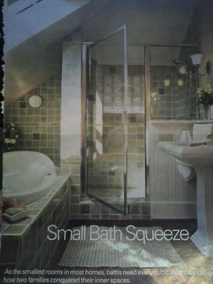 Pinterest small mudroom ideas joy studio design gallery for Slanted ceiling bathroom