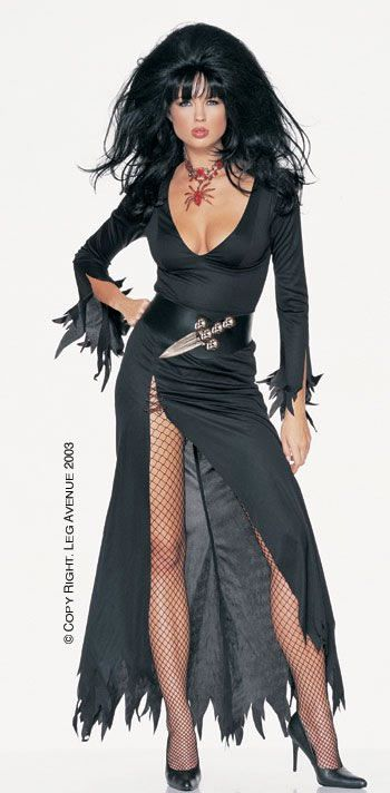 Uploaded to PinterestElvira Costume Ideas