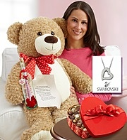 big bear valentine's day packages