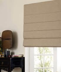 Image Result For Outside Mount Roman Shade