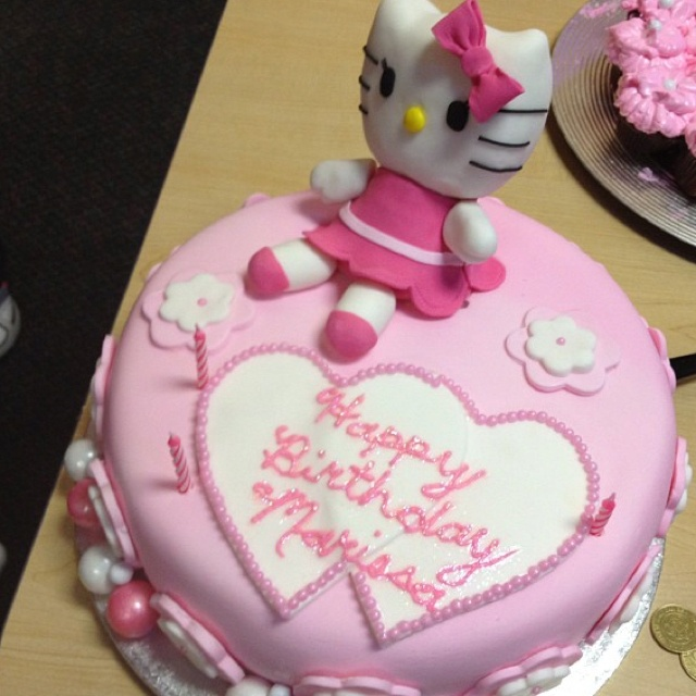 Birthday Cake Images For A Niece : My niece Marissa s birthday cake Cakes Pinterest