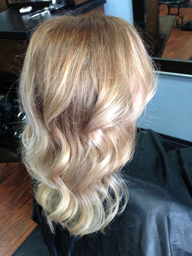 Pearl Blonde Hair And Makeup Pinterest