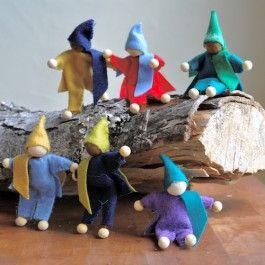A family of fairy dolls!
