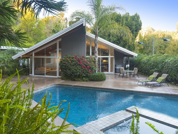 this private westwood hills home offers an incredible outdoor backyard