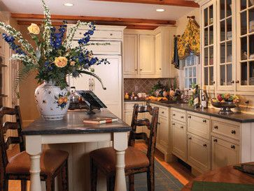 Cozy Warm Kitchen Kitchens Pinterest