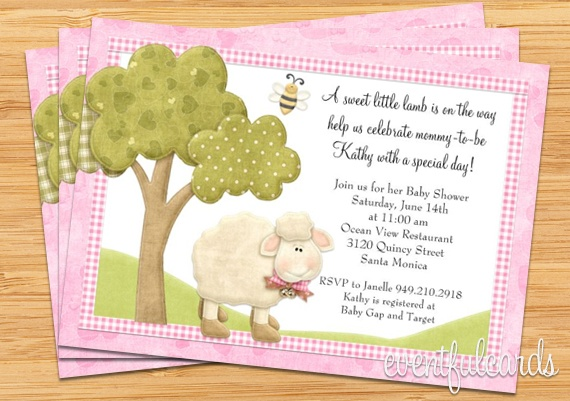 little lamb baby shower baby shower ideas pinterest