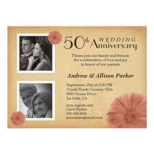 50Th Wedding Anniversary Invitation Ideas for luxury invitations ideas