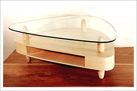 Atomic Coffee Table