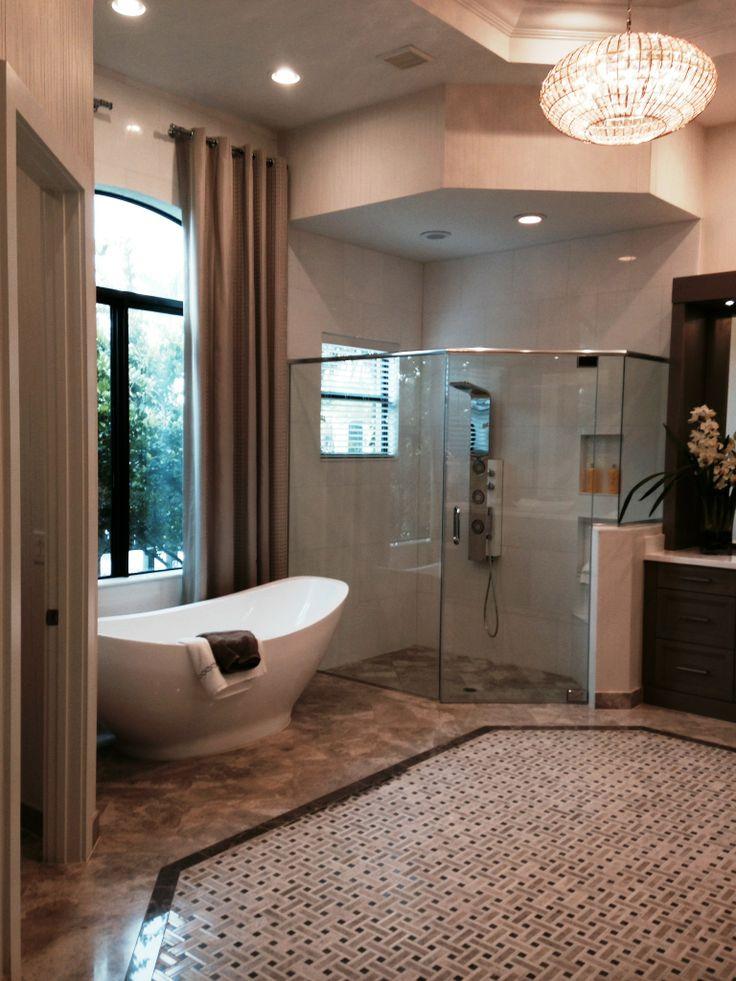 Model home bathroom bathrooms pinterest