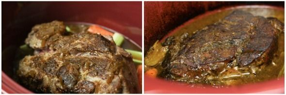 French Onion Pot Roast (Slow Cooker) Recipe   the little kitchen