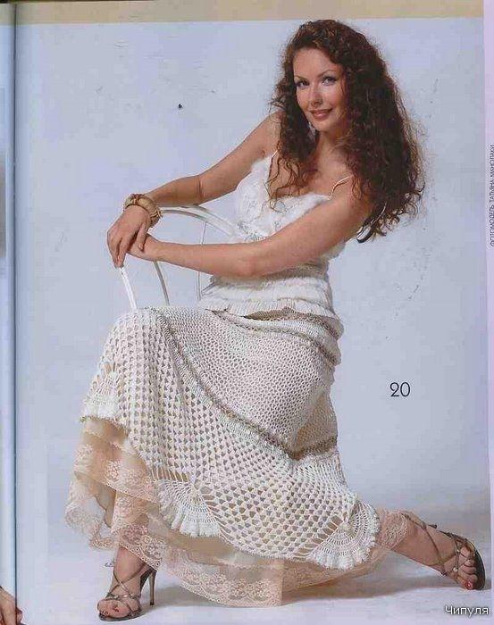 Crochet Magazine Com : fashion craft for women: lace crochet magazine, make handmade ...