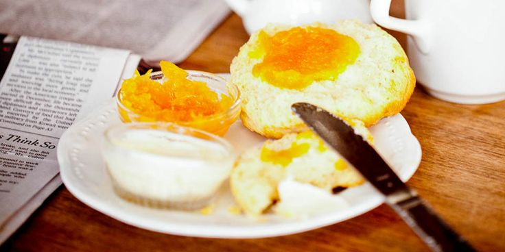 Buttermilk Biscuits : Recipes : : Jeffrey's Grocery, West Village, New ...