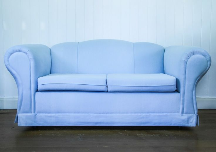 Powder Blue Two Seater Sofa Auburn Amp Green Pinterest