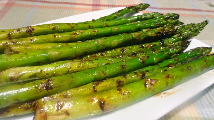 Grilled Asparagus with Ponzu Sauce   Vegetable Dishes I Love   Pinter ...