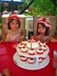 Strawberry Shortcake Cuppycakes