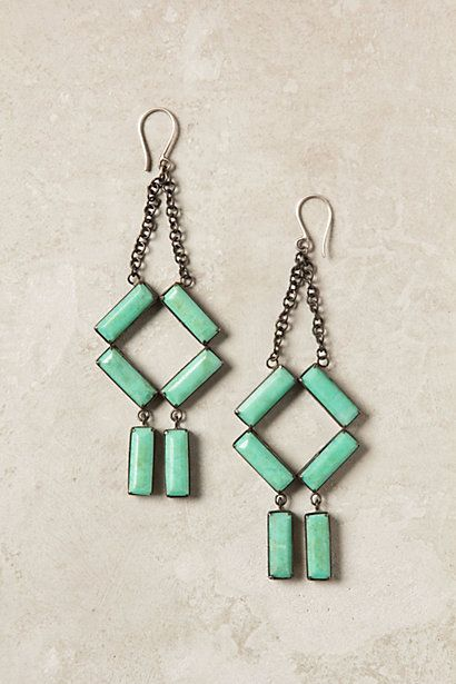 oriel chandelier earrings