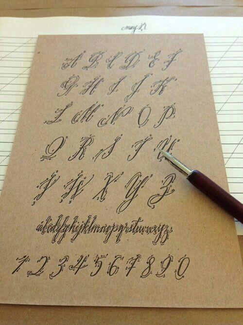 Cursive Letters Cursive And Letters On Pinterest