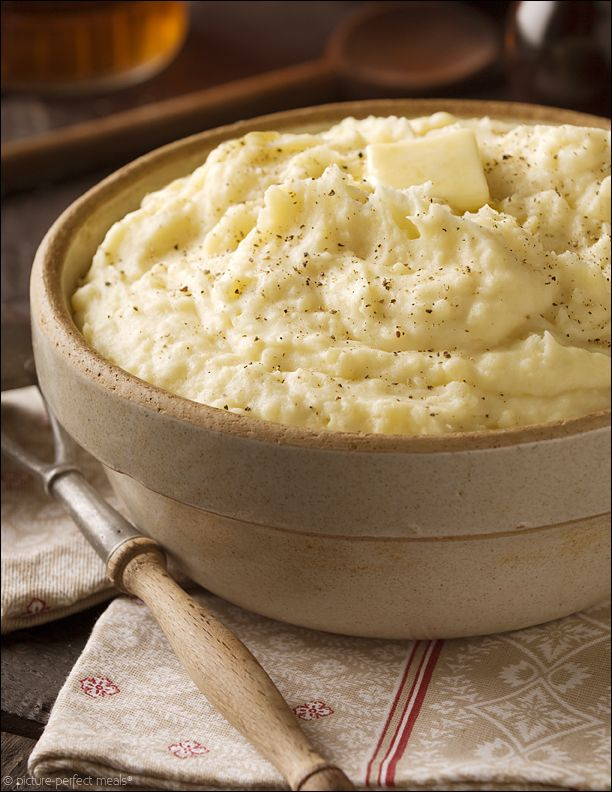 ... Recipes: Mashed Potatoes | Picture-Perfect MealsPicture-Perfect Meals