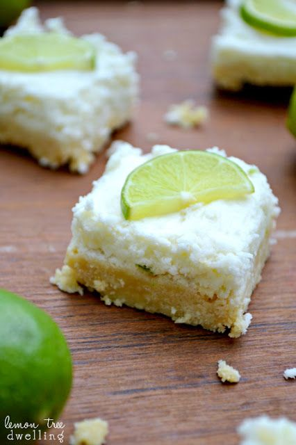 No-Bake Key Lime Meltaways - sweet, tart, melt-in-your-mouth goodness ...