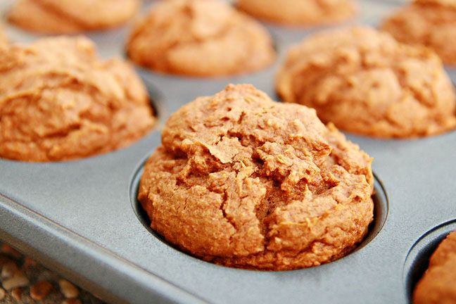 Easy Pumpkin Muffins. (i made these and they turned out wonderfully!)