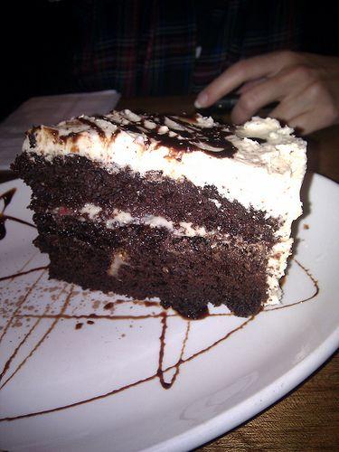 vegan chocolate cake!
