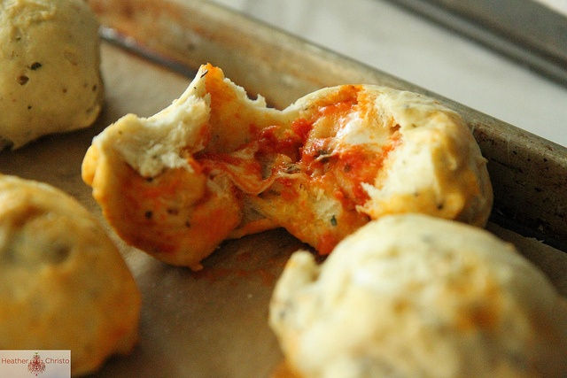 Homemade Pizza Rolls | Foodie | Pinterest
