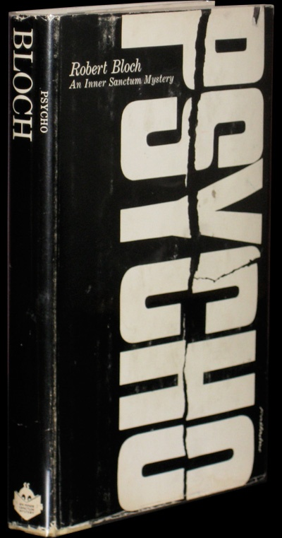 Robert Bloch Psycho Signed 1st Edition 1959 | eBay