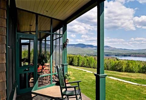 Farm porch.