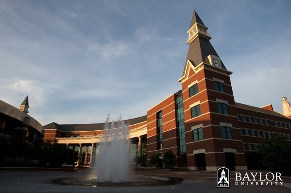 #Baylor Science Building (BSB) fountains