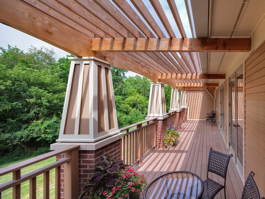 Wrap Around Craftsman Porch For The Home Pinterest