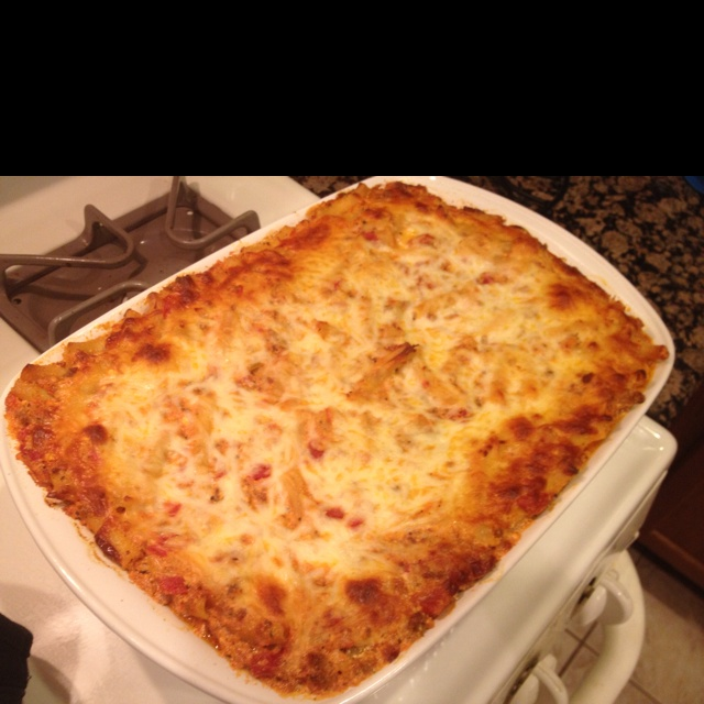 Baked Ziti | Cooking Ideas/Recipes | Pinterest