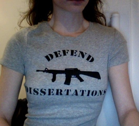 : Defending the Dissertation - The Writing Center at