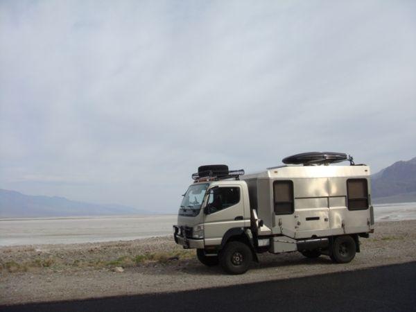 Mitsubishi Fuso 4x4 Expedition Vehicle | Truck | Pinterest