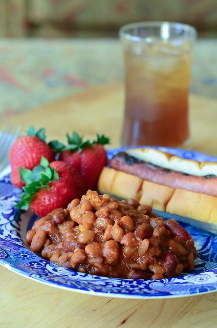 Spicy Baked Beans by From Valerie's Kitchen, via Flickr
