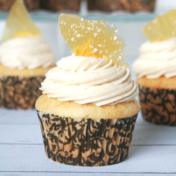 Salted Caramel Buttercream Icing | Sweet Treats | Pinterest