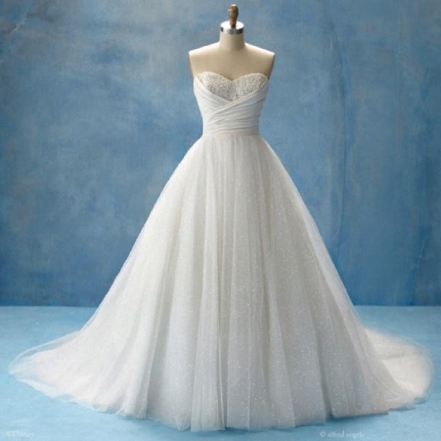 Cinderella Themed Wedding Dresses : Cinderella themed wedding dress love