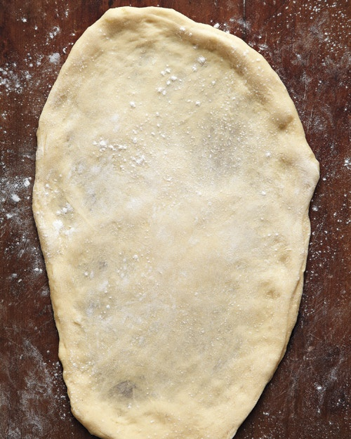 basic grilled pizza dough..easy & yummy.