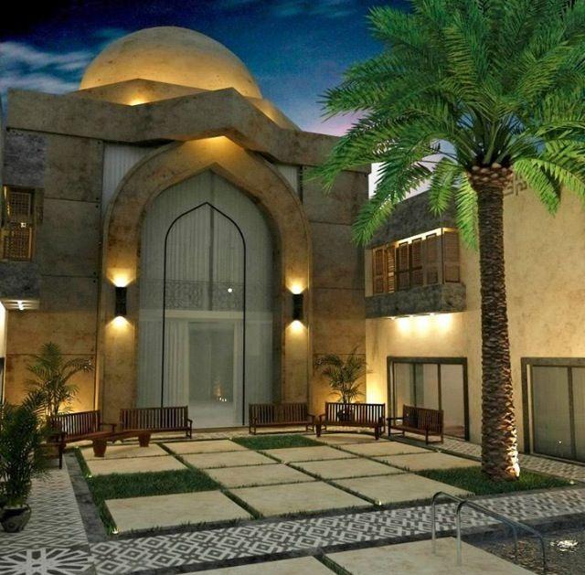 Arabic architecture arabic architecture pinterest for Modern arabic house architecture