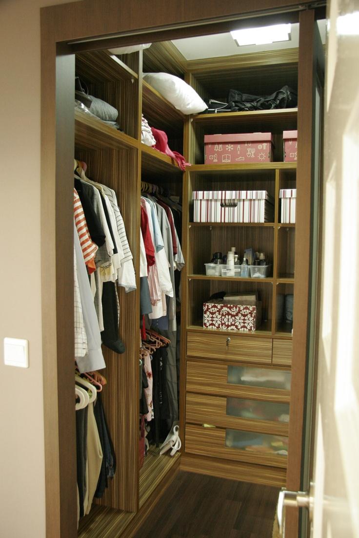 Doable Walk In Closet