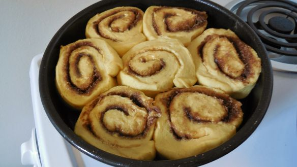 Pumpkin Cinnamon Rolls | Favorite Recipes | Pinterest