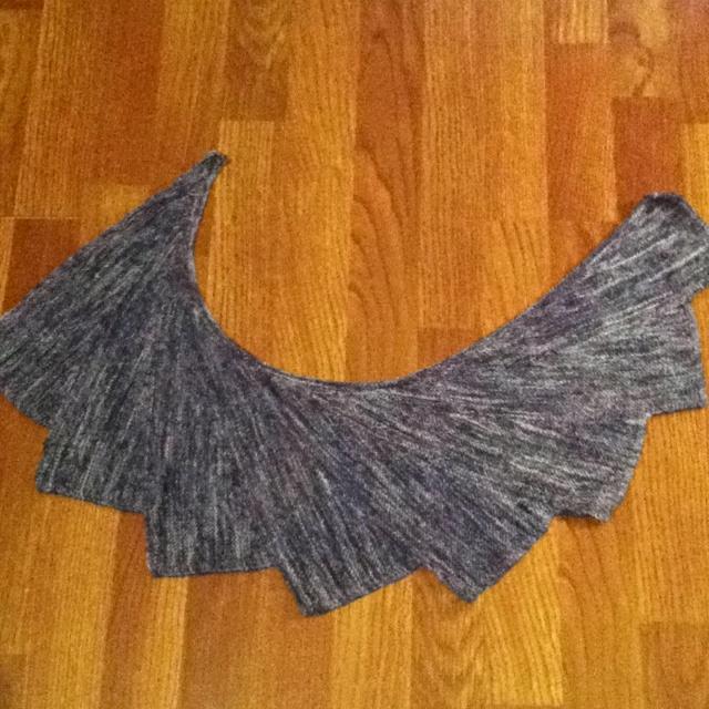 Wingspan shawl pinterest crafts