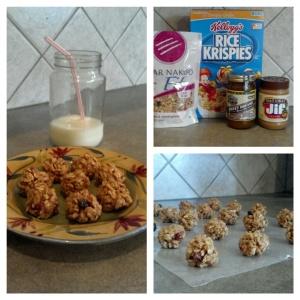 Chewy Granola Balls! Easy, nutritious, delicious!