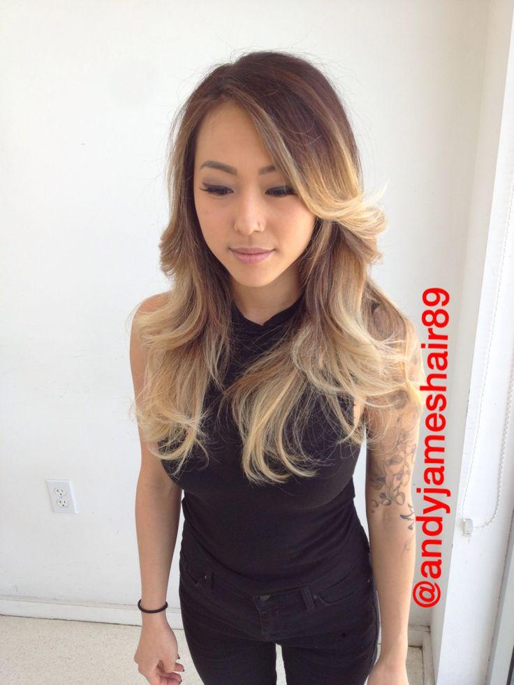 Balayage highlights | Hair | Pinterest