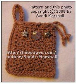 CROCHET CELL PHONE BAG | Crochet For Beginners