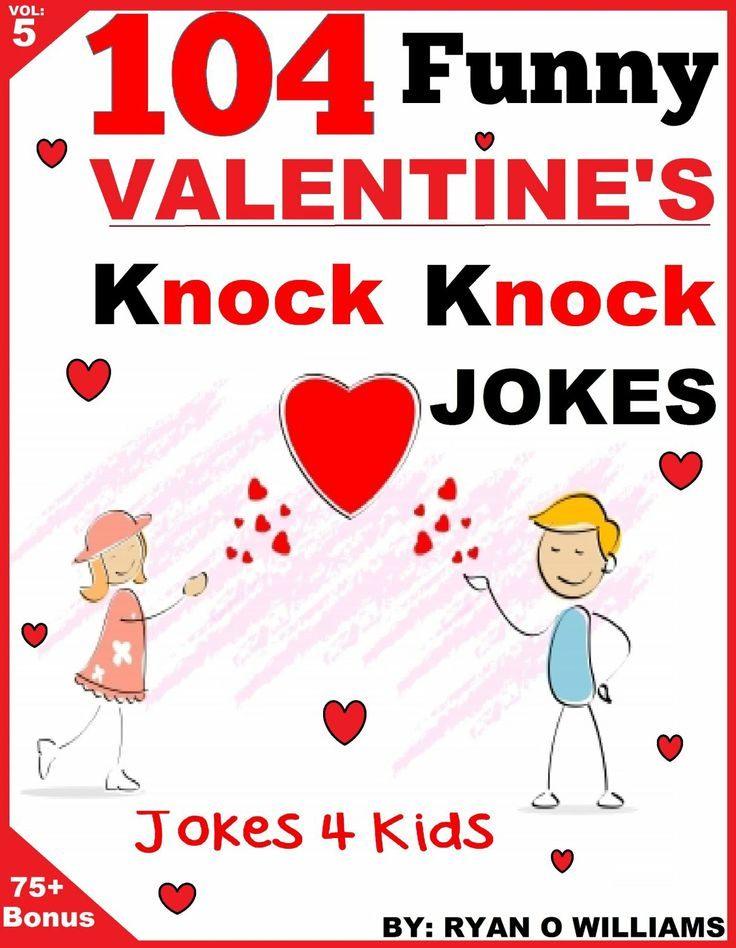 valentine day knock knock jokes